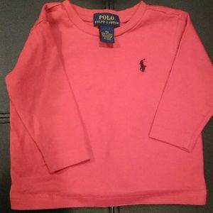 Ralph Lauren Polo shirt 9m